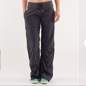Gray studio dance pants